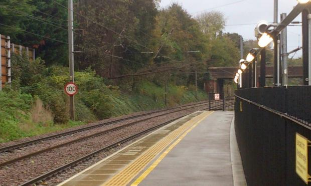 Chaos on St Albans rails and roads after storm