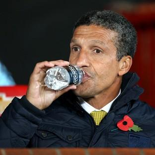 Chris Hughton believes the victory over West Ham will provide a significant boost for his side