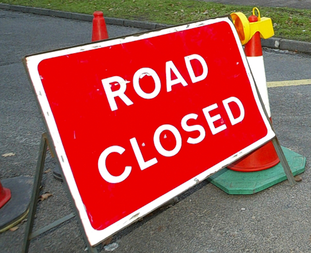 District's roads remain closed as police issue warning