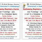 St Albans & Harpenden Review: Beekeeping courses starting  February 2014