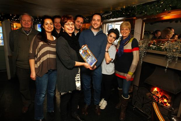 Festive Pub of the Year winner announced