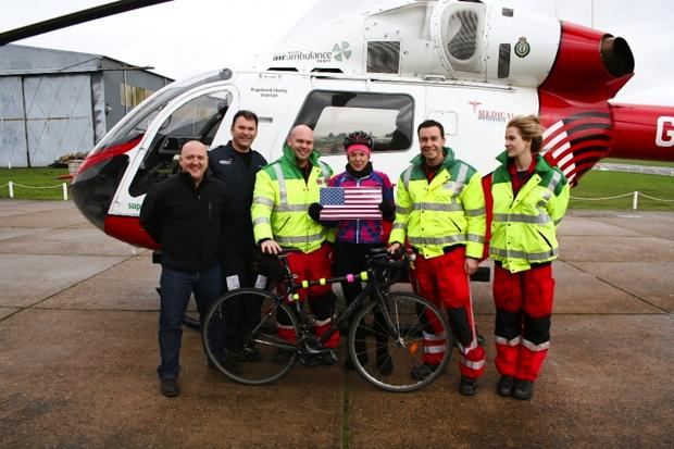 St Albans woman set to Race Across America