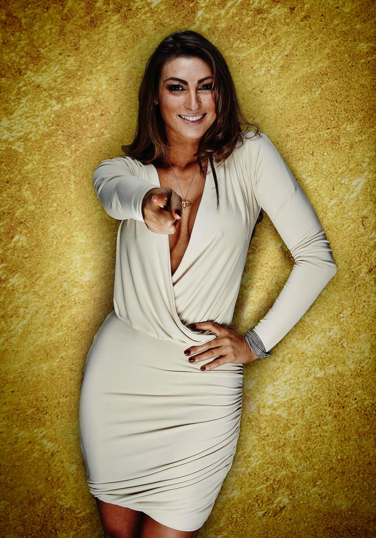 Apprentice runner-up Luisa Zissman enters Celebrity Big Brother house