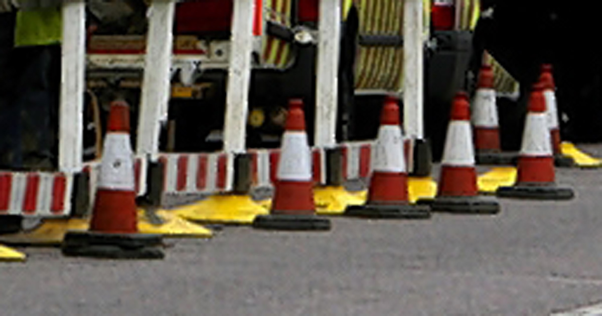 Sewer works to close Watling Street in Radlett this evening