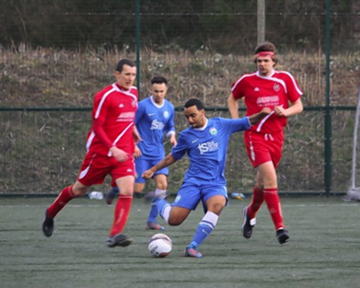 London Colney Reserves were held to a draw with Baldock Town Reserves: James Whittamore