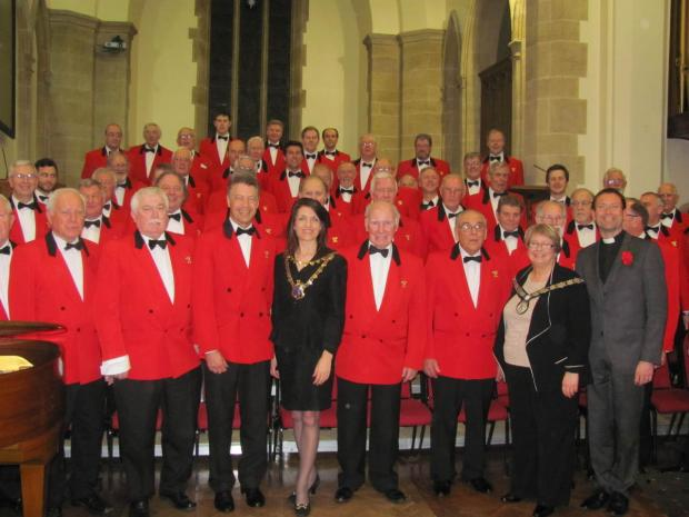 Male voice choir brings 'a bit of Wales to Harpenden'