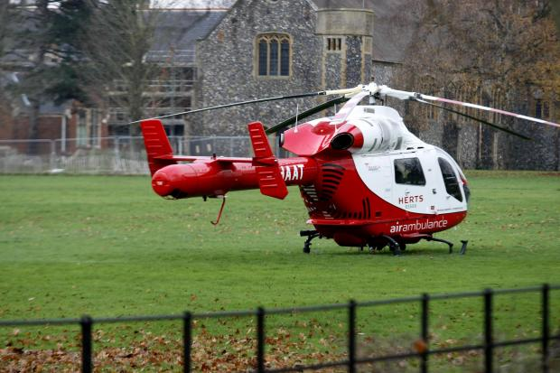 Air Ambulance fundraiser held in St Albans