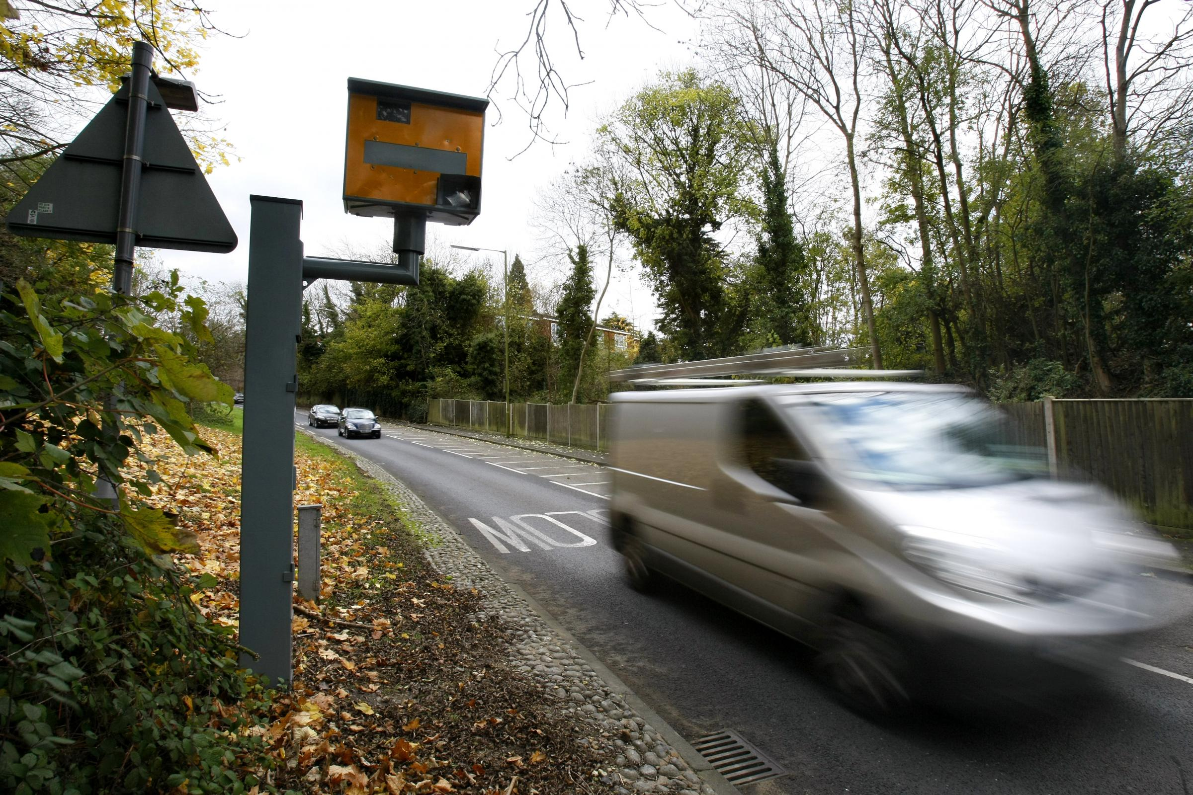 Residents call for speed calming measures