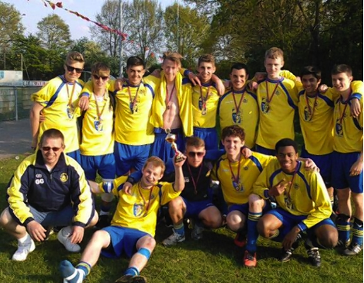 St Albans Under-18s East finished fourth in the Holland Cup