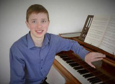 Teenage pianist set to compete in BBC Young Musician competition