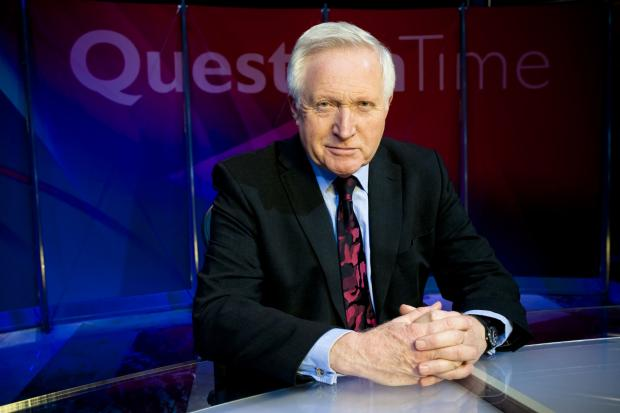 BBC's Question Time looking for audience members