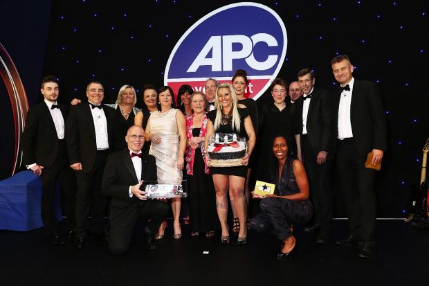 Courier firm picks up national award