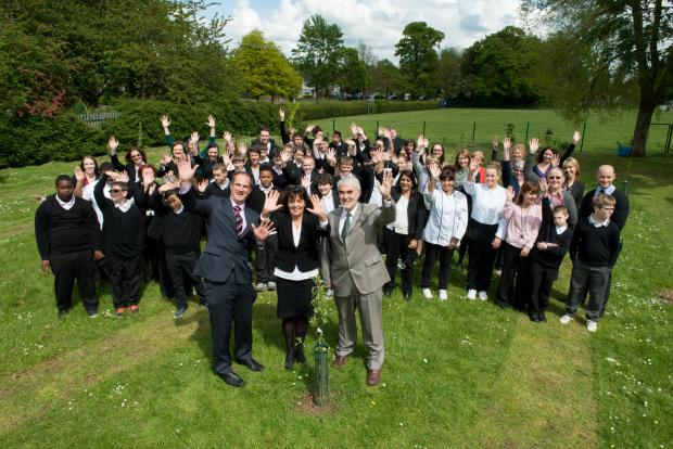 Batchwood School rated 'outstanding' by Ofsted