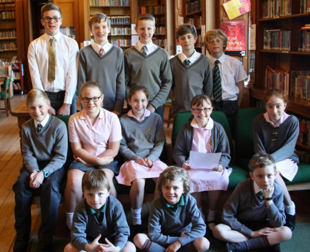 School pupil delighted to have been selected for BBC writing competition