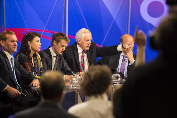 School the subject of debate when BBC Question Time was filmed in Radlett