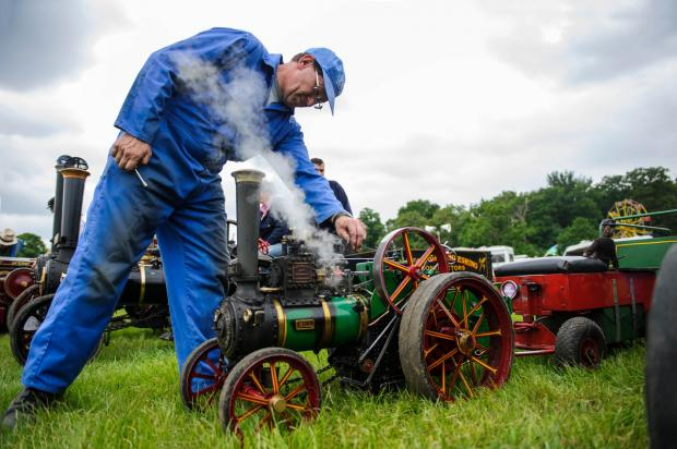 St Albans & Harpenden Review: Full steam ahead for St Albans Steam and Country Show