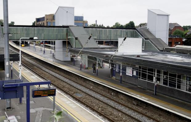 Staircase at St Albans City station to be closed for refurbishments