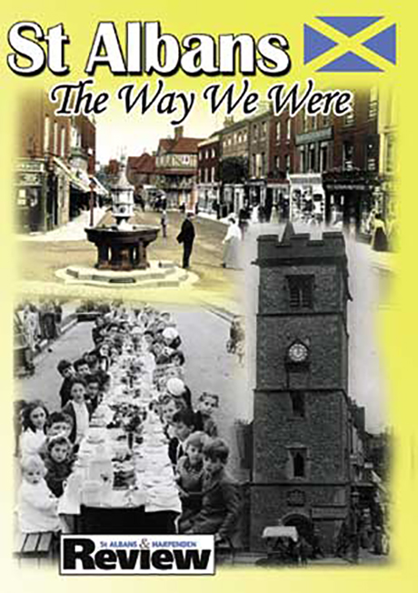 Relive the history of St Albans with new DVD