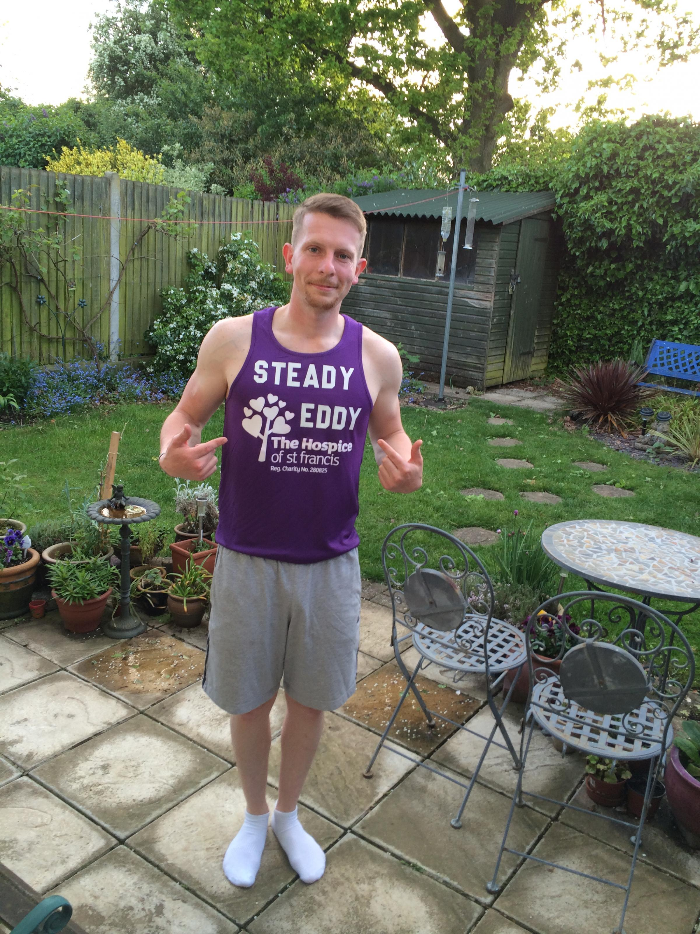 London Colney man to tackle half marathon in memory of friends and family