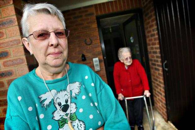 Disabled woman, 97, waits hours for ambulance following fall