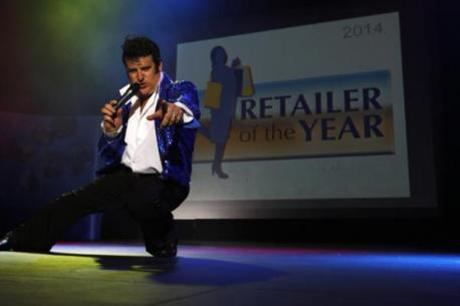 Gallery: awards handed out at Retailer of the Year ceremony