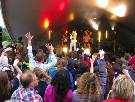 Harpenden's very own award-winning outdoor festival will take place tomorrow