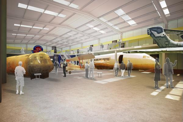 The de Havilland Aircraft Museum launches £1million appeal for new hangar