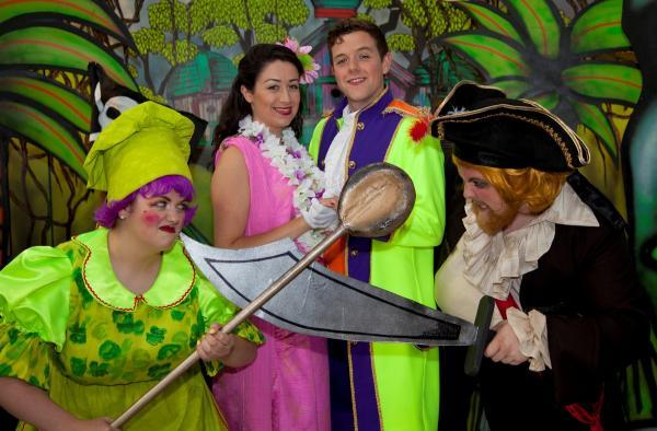 Children's hospital pantomime is 'just what the doctor ordered'