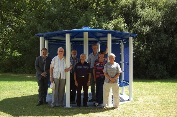 Young people try out new shelter in Marshalswick