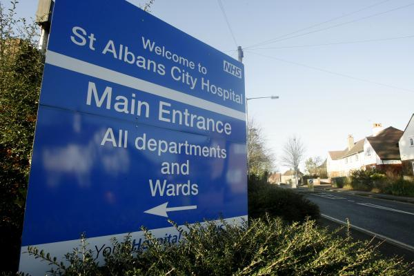 Concerns over future of St Albans City Hospital as cash crisis deepens