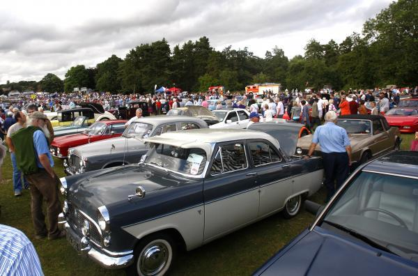 Harpenden Classics on the Common takes place today