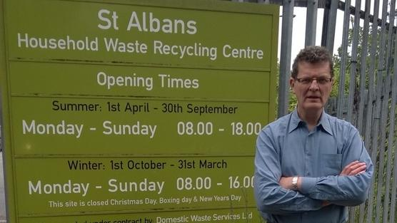 Hundreds of residents sign petition against the 'slashing' of waste site opening hours