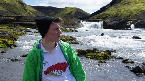 St Albans teenager trekked across Iceland to raise funds for people living in poverty