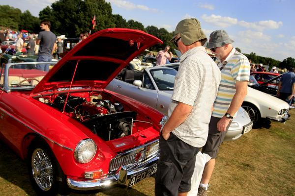 Gallery: Classics on the Common 2014
