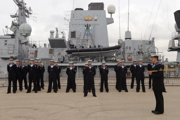HMS St Albans back in action after £25m upgrade