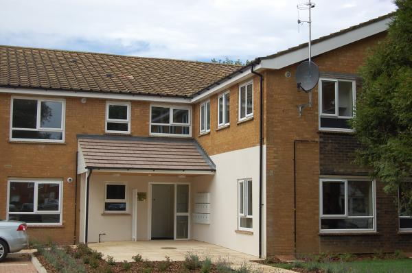 Former sheltered housing scheme transformed into sixteen affordable homes