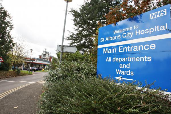 Hospital patients diverted after damaged water pipe