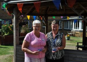 Care home shows support for the Alzheimer's Society's Dementia Friends campaign