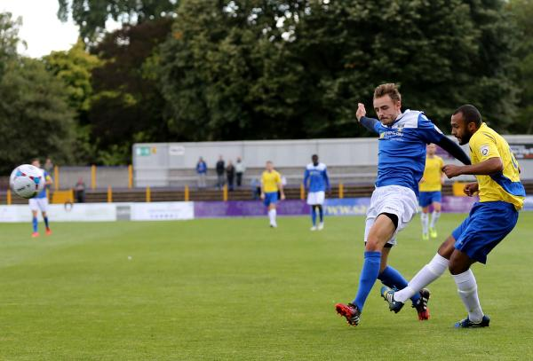 Saints march on as Bishop's blunder at Clarence Park