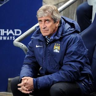 Manuel Pellegrini is taking nothing for gran