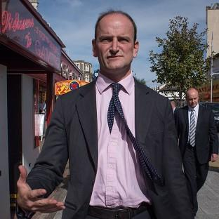 Douglas Carswell's decision to join Nigel Farage's party and trigger a by-election shocked Wes