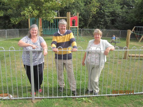 Harpenden Town Council given £20,000 towards new toddler area in Porters Hill Park