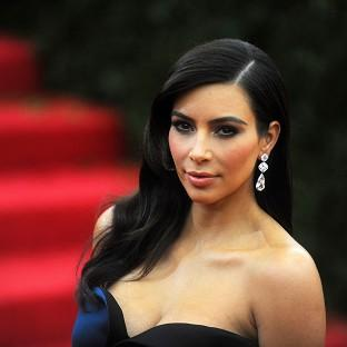 Kim Kardashian picked up the Woman gong at the GQ ceremony