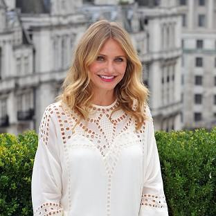 Cameron Diaz has spoken out against hackers who leaked naked