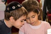 New rabbinic couple have 'hit the ground running'