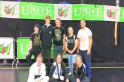 St Albans Judo Club members returned home with a selection of medals