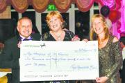 Harpenden business helps raise more than £6,500 for people with life shortening illnesses