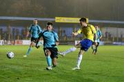 Sean Shields seals victory over Havant & Waterlooville with his 21st goal for St Albans City. Picture: Leigh Page