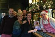 The Lower Red Lion awarded St Albans festive pub of the year