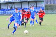 London Colney were too strong for London Tigers: James Whittamore